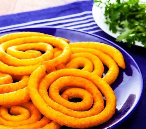 Мамины секреты «Хрустящие картофельные спиральки»