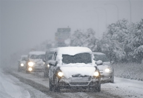 На юге Украины закроют все дороги, чтобы переждать снегопад