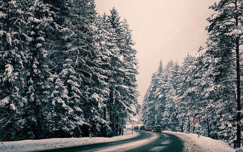 Чотири області ввели обмеження на рух транспорту через снігопад