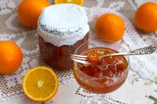 Мамины секреты - «Варенье из апельсиновых корок»