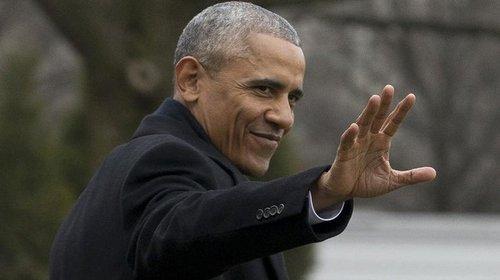 Барак Обама произнес прощальную речь (ВИДЕО)
