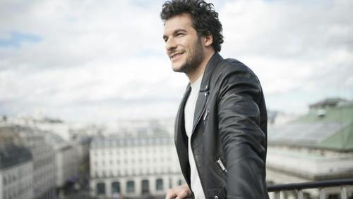 Амир стал открытием года во французской песне