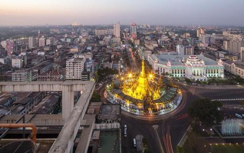 Украина открыла консульство в Мьянме