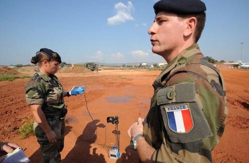 Франция пообещала длительное военное присутствие в Африке