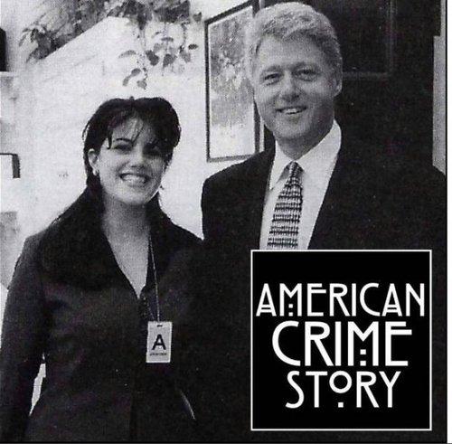 Билл Клинтон и Моника Левински станут героями сериала