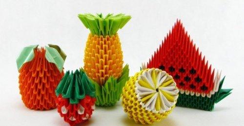 История искусства оригами