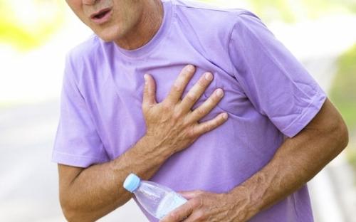 Если прихватило сердце: точки помощи при болях