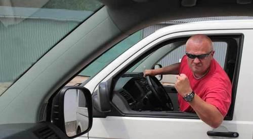 Как бороться с хамством на дороге