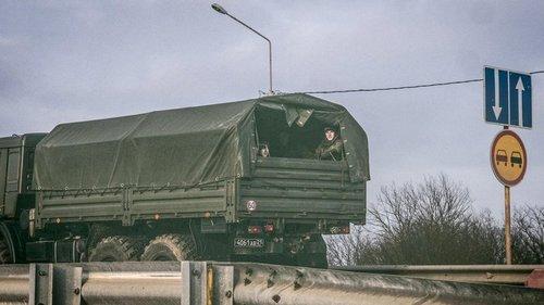 Новая военная стратегия: Наемники Путина