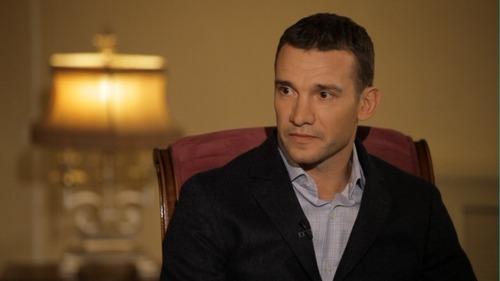 Андрей Шевченко о футболе, семье и Украине