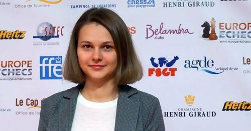 Анна Музычук в финале чемпионата мира по шахматам