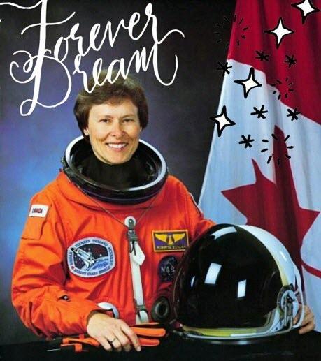 """""""Роберта Бондар – перша українка в космосі. Хто вона насправді?"""" - Косякевич Дар'я"""