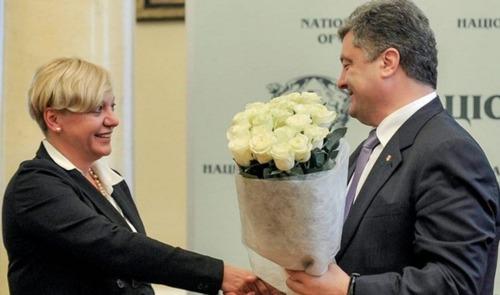 Гонтарева собирается уйти в отставку