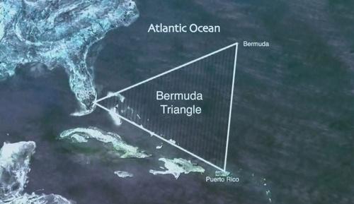 Новая загадка Бермудского треугольника