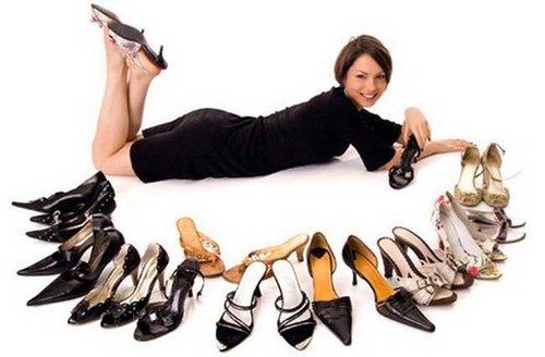 По обуви можно определить характер человека