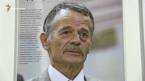 В Киеве представят книгу «Мустафа Джемілєв. Незламний»