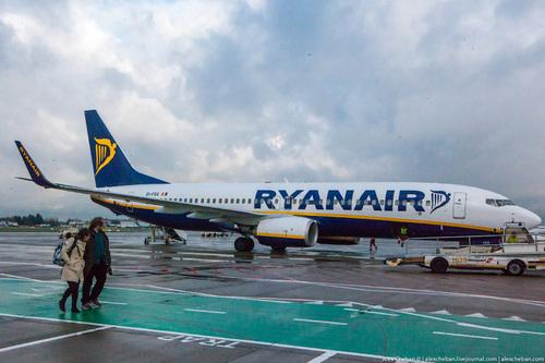 Ryanair в Украине: 5 правил, которые необходимо знать, чтобы летать за 5 евро