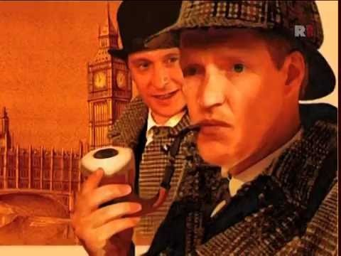 """Цикл """"Неизвестная версия"""" Приключения Шерлока Холмса и доктора Ватсона. 1 часть - Знакомство"""