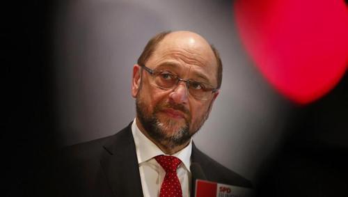Мартин Шульц поборется с Ангелой Меркель за пост канцлера