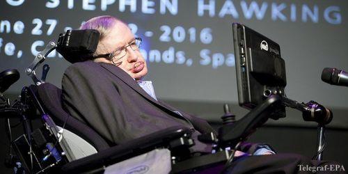 Стивен Хокинг планирует отправиться в космос