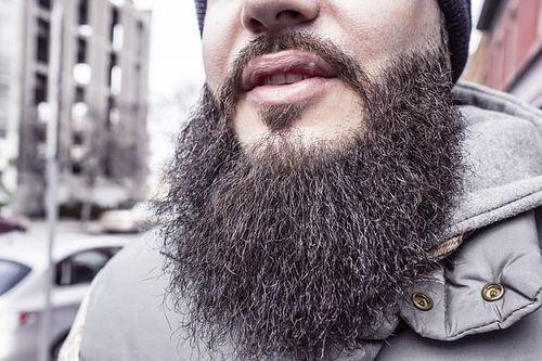 """В Китае запретили носить """"ненормальные бороды"""""""