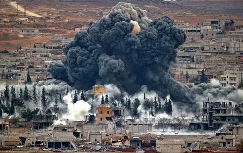 Газовая атака в Сирии: много погибших