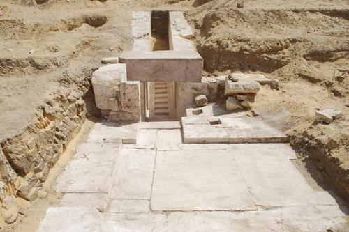 В Египте найдены руины ранее неизвестной пирамиды