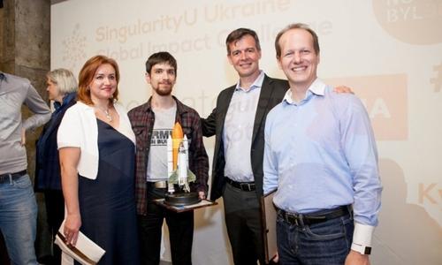 Впервые украинцы получили стипендию программы NASA