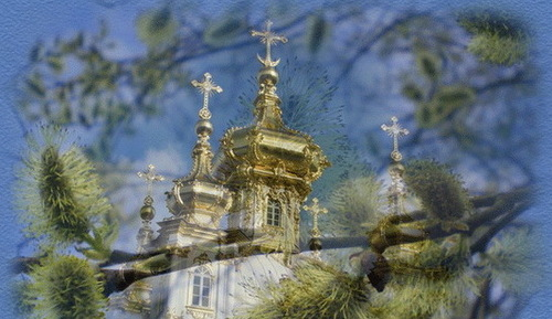 Традиции и обряды в Вербное Воскресенье