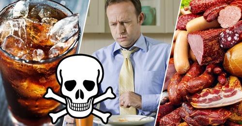 5 пищевых привычек, которые медленно нас убивают