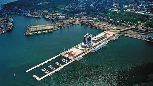 Одессу и Стамбул связали паромом