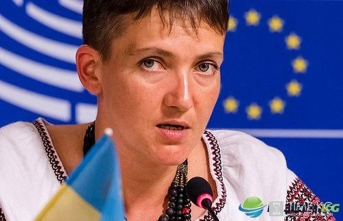 Савченко создала политическую партию