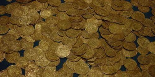 """Находка археологов: найден древнейший """"монетный двор"""""""