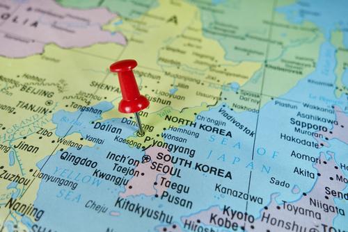 Северная Корея попыталась провести очередное испытание ракеты