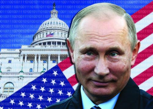 Русские наступают. Опять...