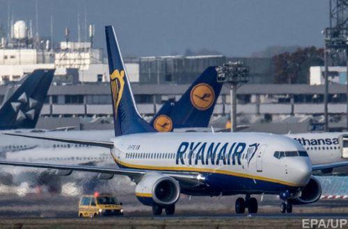 Аэропорт в Жулянах приостановил переговоры с лоукостером RYANAIR