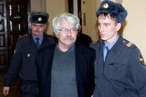 Николай Андрущенко: «Я видел фотографии Путин-Тимченко-Кумарин» Неопубликованное интервью 2011 года