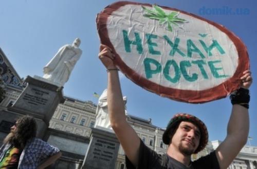 Кабмин предлагает смягчить ответственность за наркотики