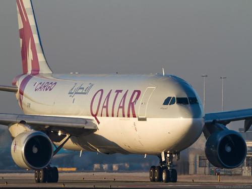 В Украину начнет летать Qatar Airways