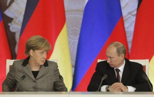 """Кремль шантажирует Меркель?"" - Игорь Эйдман"