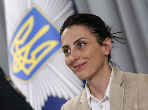 Деканоідзе знову стала громадянкою Грузії