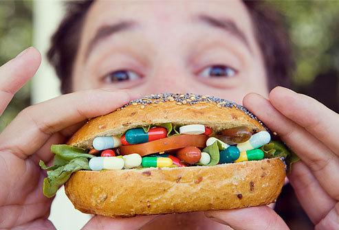 В погоне за витаминами не нанесите непоправимый вред своему здоровью