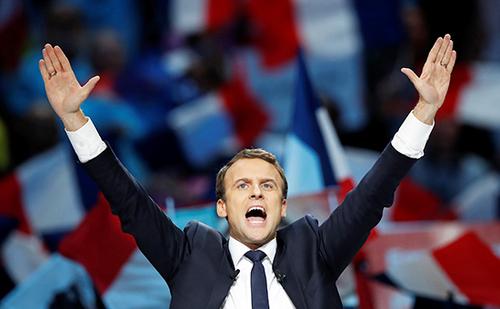Французская прокуратура завела дело об информационной атаке на Макрона