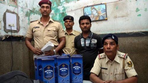 В Индии крысы выпили 1 миллион литров конфискованного полицией алкоголя
