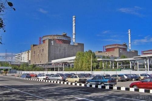 На Запорізькій АЕС незаплановано зупинився енергоблок