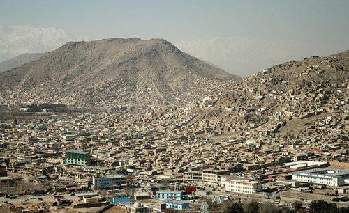 У посольства Германии в Афганистане прогремел мощный взрыв
