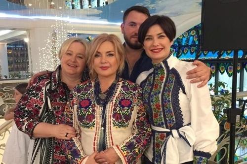 Кума двух украинских президентов с размахом отгуляла юбилей
