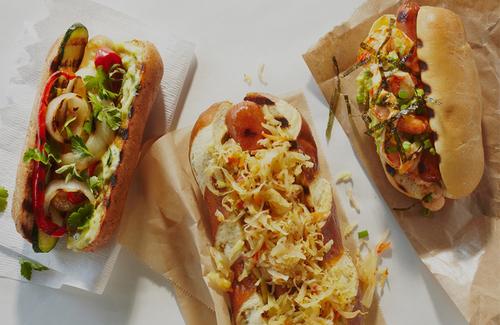 Начинки для хот-догов: три вкусные идеи