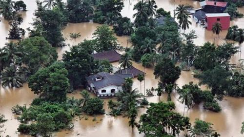 Число погибших в результате наводнений и оползней на Шри-Ланке возросло