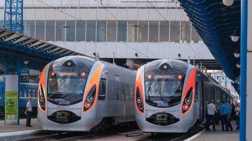 """Через 3 года """"Интерсити"""" в Украине будет ездить со скоростью 200 км/ч"""